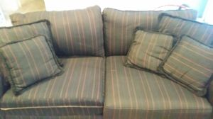 Large Black Couch for Sale in Alexandria, LA