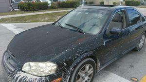 2003 Nissan Maxima runs cheap for Sale in Miami, FL