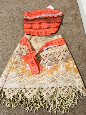 Moana outfit for Sale in Hawthorne, CA