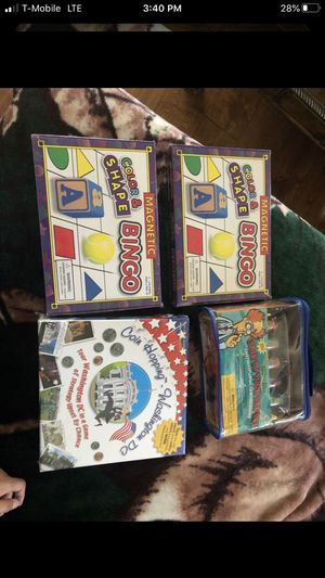 Games for kids for Sale in Inglewood, CA
