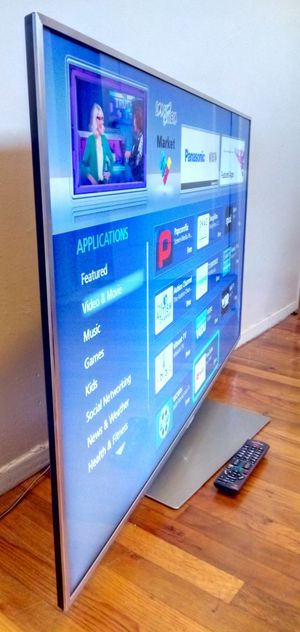 """55"""" PANASONIC VIERA LED SMART 3D HDTV ULTRA THIN ------->>>(FREE DELIVERY ) for Sale in Lynwood, CA"""