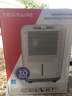 Dehumidifier room 30 pint New $130 shipped for Sale in Hesperia, CA