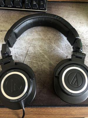 Audio-Technica ATH-M50x for Sale in Hampton, VA