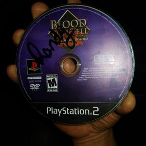 Blood Will Tell Ps2 for Sale in Phoenix, AZ