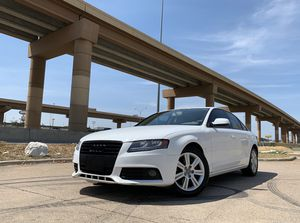 2011 AUDI A4 PREMIUM TURBO * clean title sedan for Sale in Dallas, TX