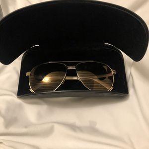 Versace Gold ( aviator style) sunglasses for Sale in Veradale, WA