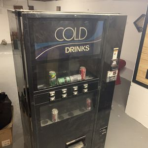 Drink Vending Machine for Sale in Marietta, GA