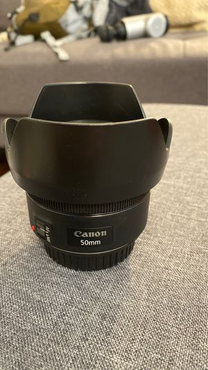 Canon lens for Sale in Downey, CA
