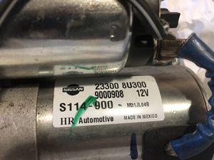 03-05 Nissan Sentra Starter Genuine (OEM) for Sale in Boston, MA