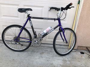 Trek 8700 composite carbon aluminum deore xt xtr mtn bike for Sale in South Gate, CA
