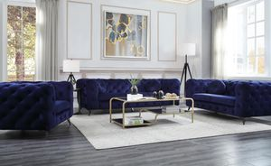 (JUST $54 DOWN) Brand New Modern Tufted Sofa and Love Seat Set (Financing and Delivery available) for Sale in Carrollton, TX