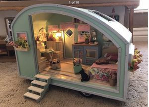 Dollhouse Miniature Camper for Sale in Fountain Hills, AZ