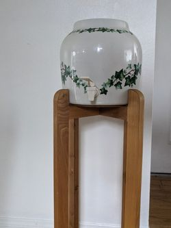 Water Dispenser And Stand for Sale in Claremont,  CA