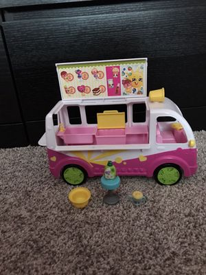Shopkins ice cream truck for Sale in Roselle, IL
