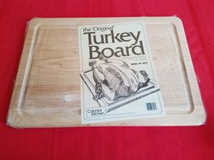 New Turkey Board by Colonial Kitchen for Sale in Bowie, MD
