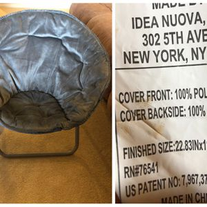 Child Saucer Chair for Sale in Huntington Beach, CA