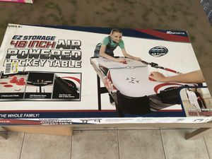 Air hockey table for Sale in Sanford, FL