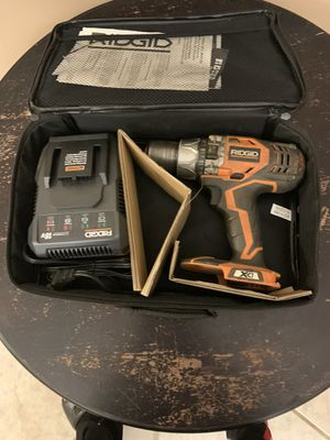 Hammer drill and charger for Sale in Ellenwood, GA