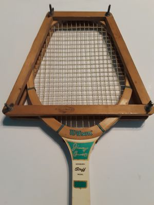 Vintage tennis racket Jimmy connor for Sale in Tempe, AZ