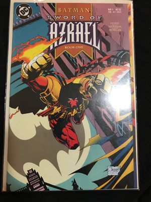 Sword of Azrael book one and two for Sale in Clarksburg, WV