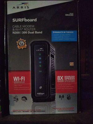 Ari's modem/router for Sale in San Tan Valley, AZ