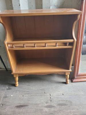 Wooden small shelf for Sale in Bellingham, WA