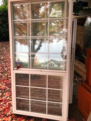"""8 windows 36"""" by 62"""" great shape! for Sale in Brush Prairie, WA"""
