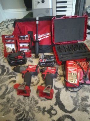 Milwaukee tools for Sale in Richmond, CA