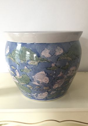 Ceramic Flower Pot for Sale in Cambridge, MA