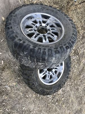 "F250 superduty wheels. 18"" for Sale in Madera, CA"