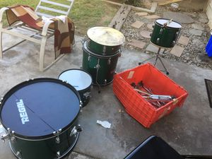 Regal drum set for Sale in Fresno, CA
