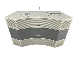 Bose Acoustic Wave Music System II 2 AWMS Stereo Speaker CD/Radio Platinum White for Sale in Chula Vista, CA