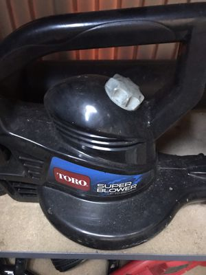 Electric Toro Leaf Blower for Sale in Bothell, WA