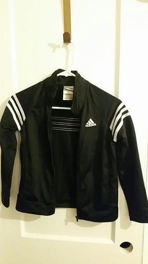 Adidas little black jacket for Sale in Wichita, KS