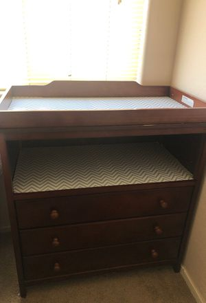 Baby Changing Table/ Dresser for Sale in Avondale, AZ