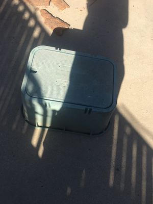 Sprinkler vaulted box for Sale in Tulare, CA