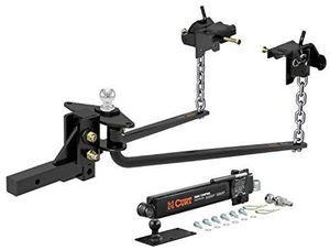Curt weight distribution kit & sway bar set for Sale in St. Louis, MO