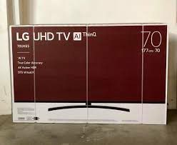 """LG Smart 4k TV only $40 Down gets one today. 55""""65""""70""""75"""" for Sale in Miami, FL"""