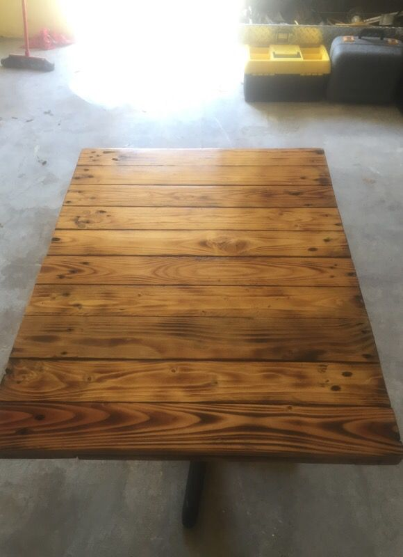 DINING RUSTIC TABLES