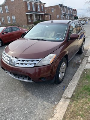Nissan murano 06 AWD for Sale in Philadelphia, PA