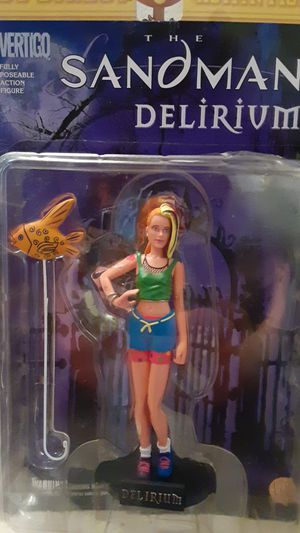 1999 dc direct delirium action figure for Sale in Round Rock, TX