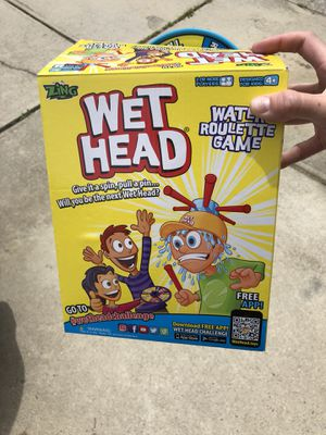 Wet Head kids game for Sale in Charlotte, NC
