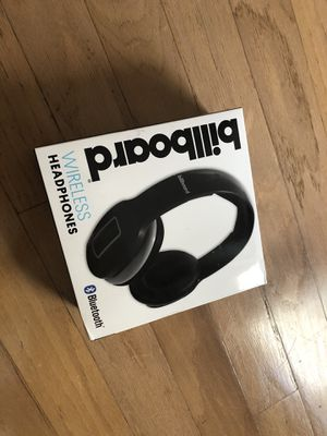 billboard wireless headphones for Sale in Orlando, FL