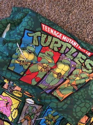 TMNT toddler bedding for Sale in Saint Anthony, ND