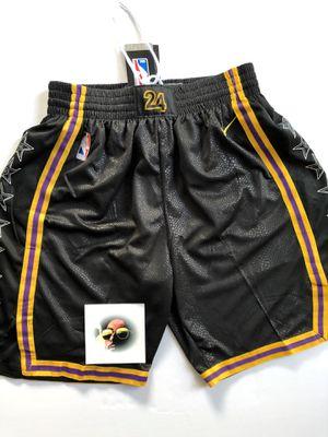 LA Lakers 'Kobe Black Mamba' Shorts - Mens L (fits like M) for Sale in Los Angeles, CA