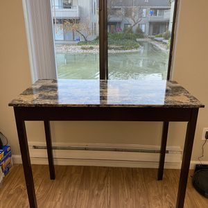 Dining Table And 2 Stools for Sale in Sunnyvale, CA
