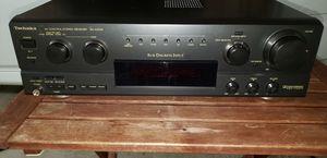 Technics SA-AX530 - AV Control Stereo Receiver 6CH Discrete Input for Sale in Bothell, WA