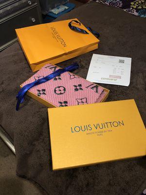 Louis Vuitton Logomainia Scarf for Sale in Akron, OH