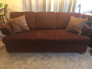 Red couch for Sale in Poway, CA
