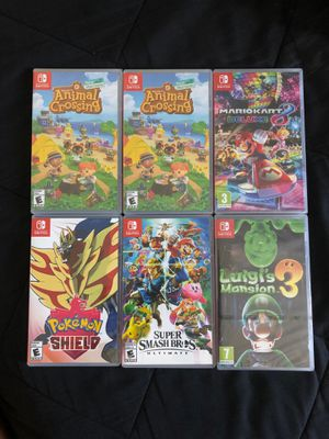 $45 Nintendo switch games for Sale in San Diego, CA